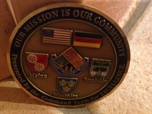 Garrison Coin